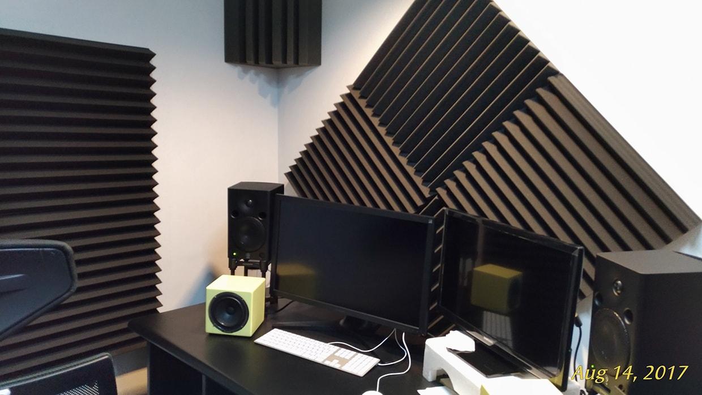 GMA 7 Recording Studio